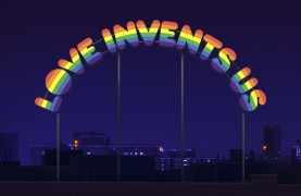 love invents us | UGO RONDINONE