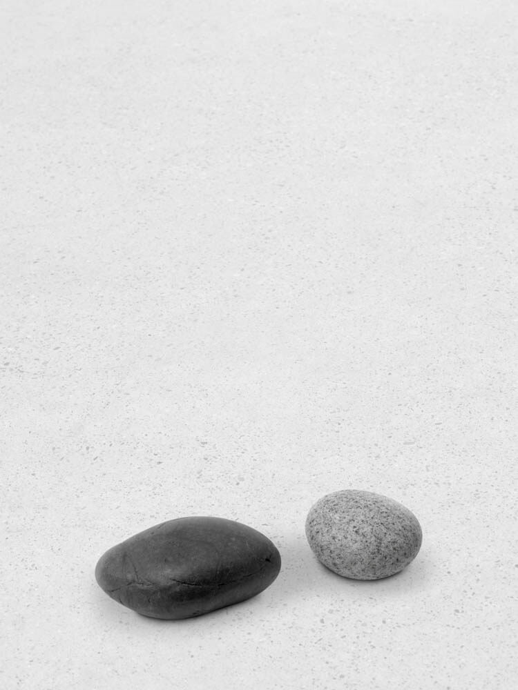 still.life. (two boulders) | UGO RONDINONE