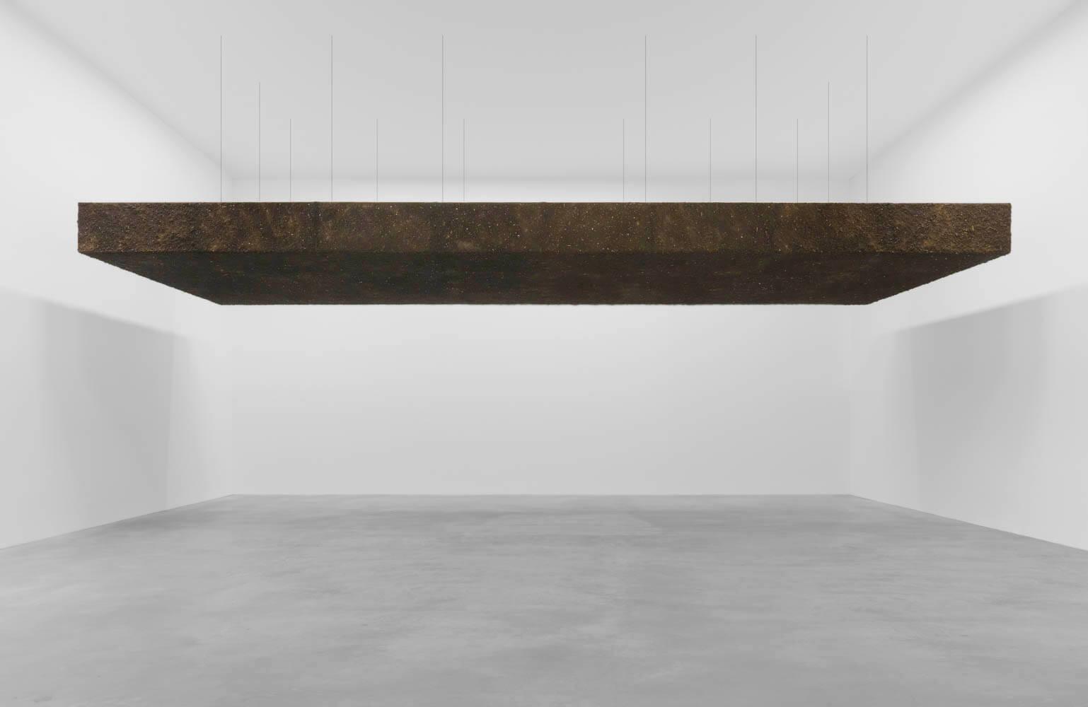 hanging landscape | UGO RONDINONE
