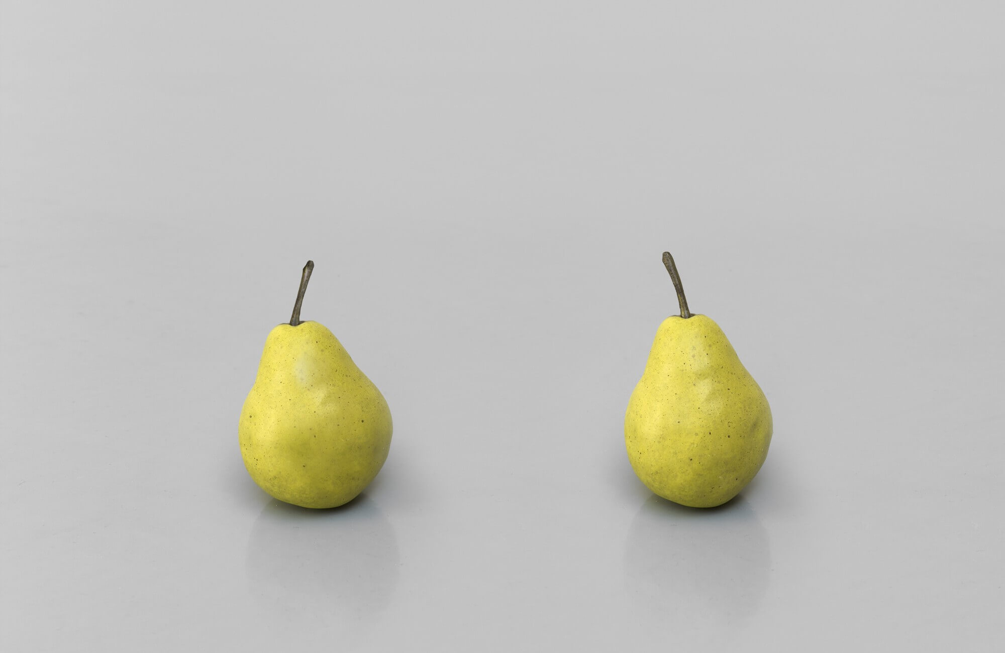 still.life. (two pears) | UGO RONDINONE