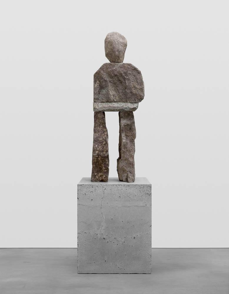 the solemn | UGO RONDINONE