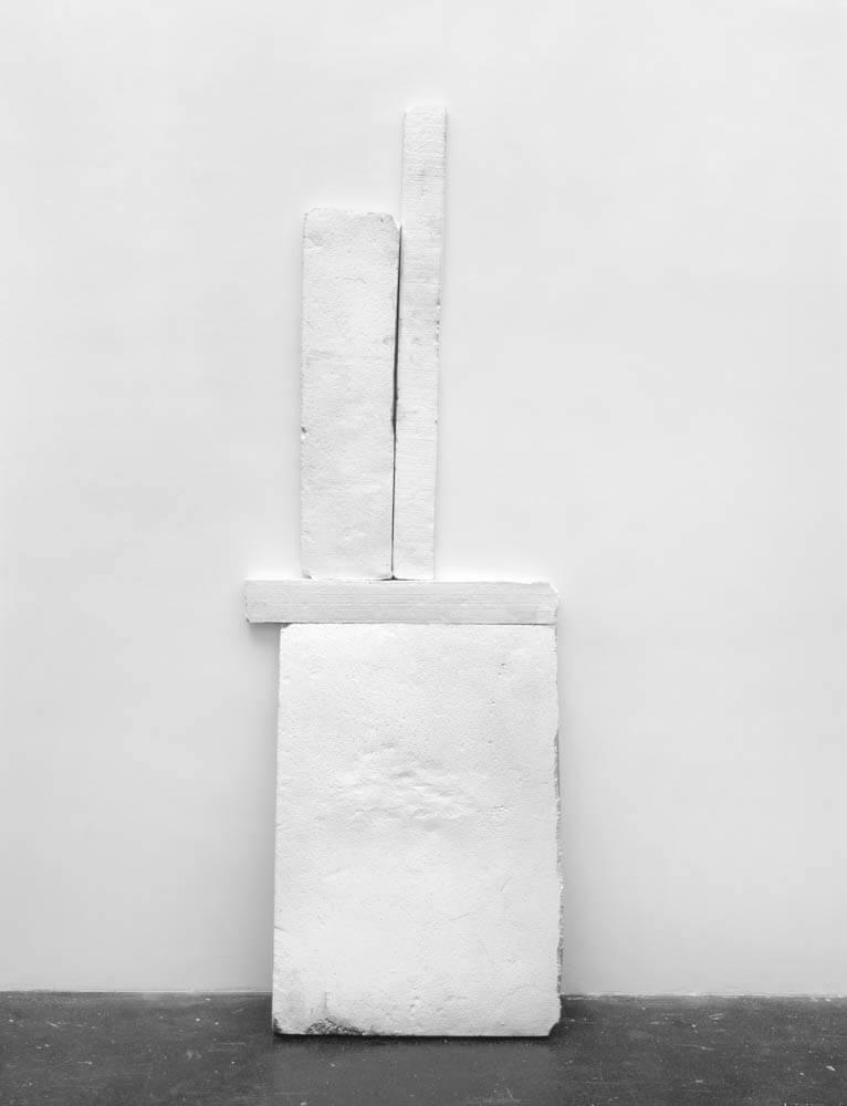 still.life. (four pieces of styrofoam) | UGO RONDINONE