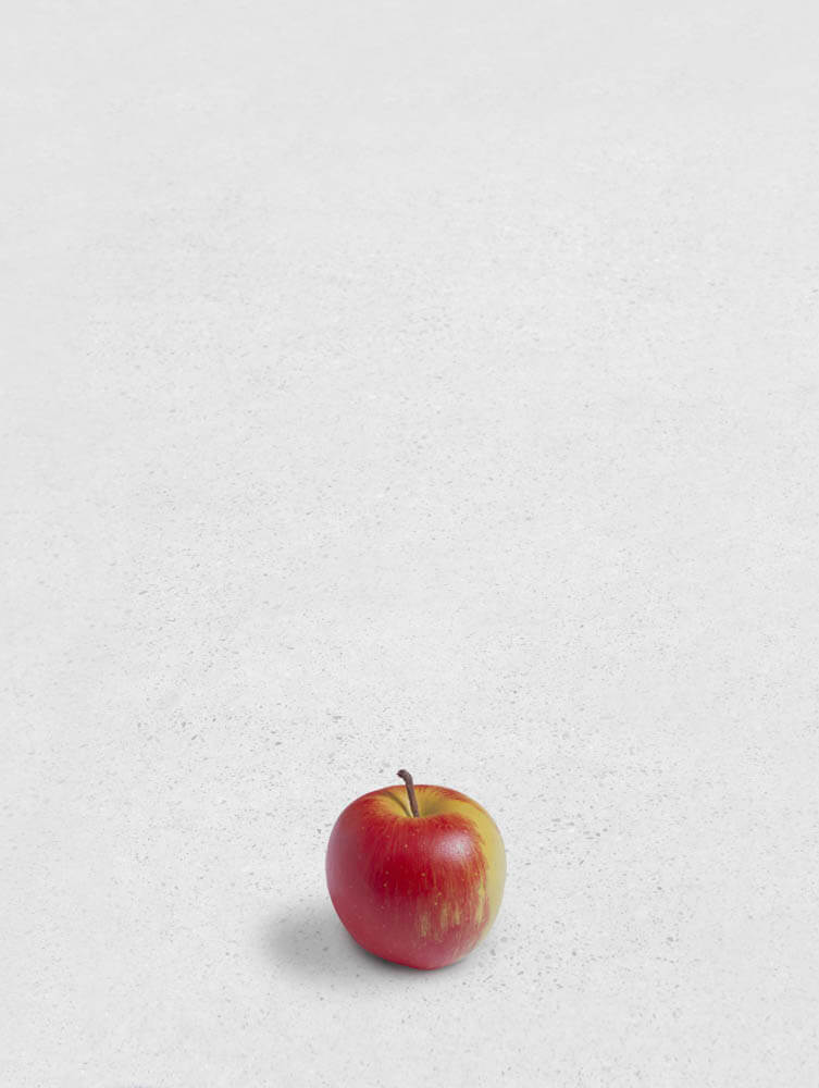still.life. (apple) | UGO RONDINONE