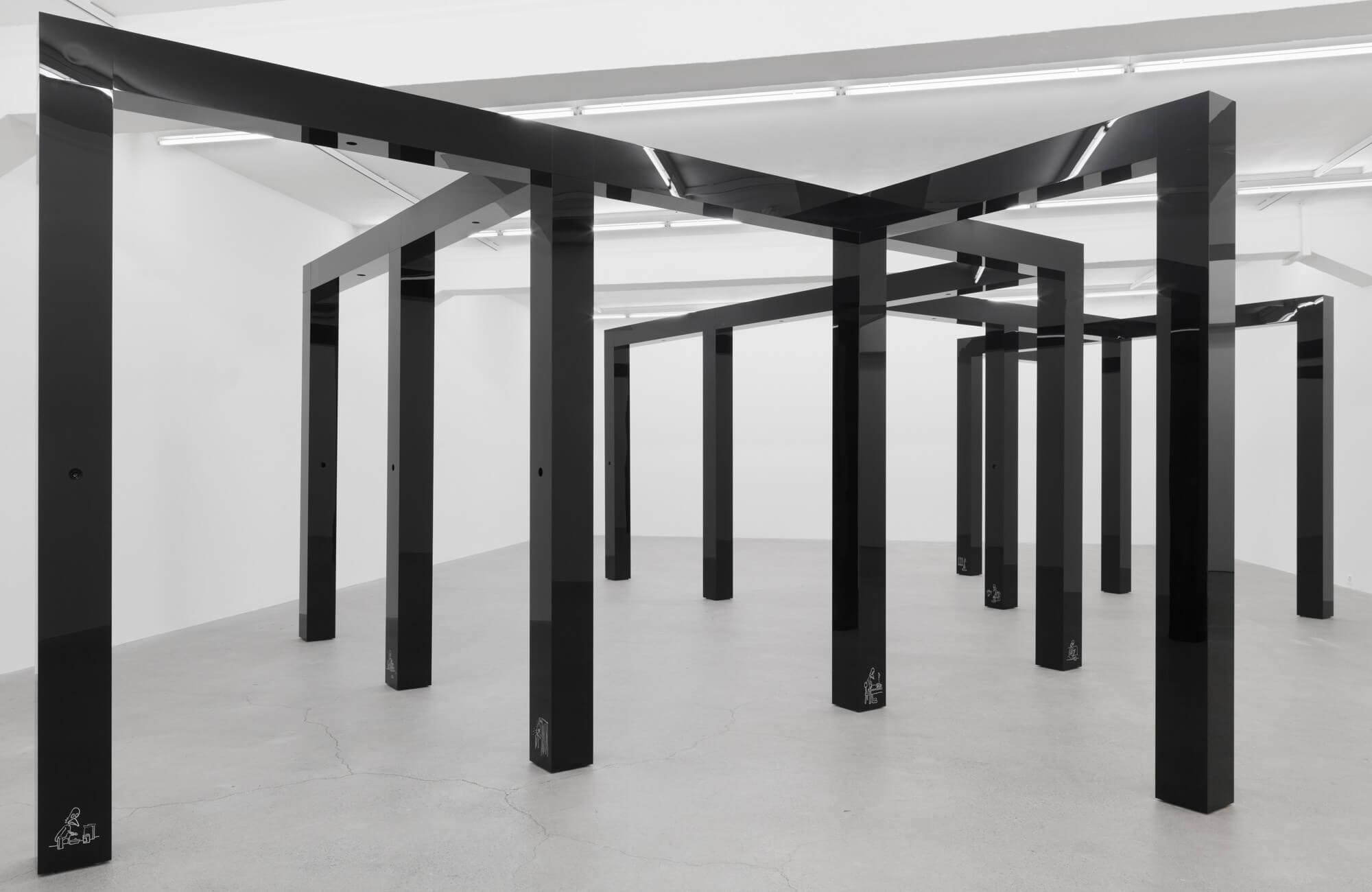 all those doors | UGO RONDINONE