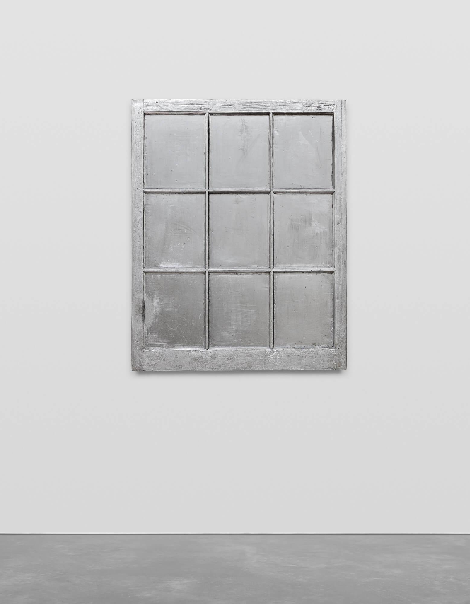 woman at a window 1822 | UGO RONDINONE