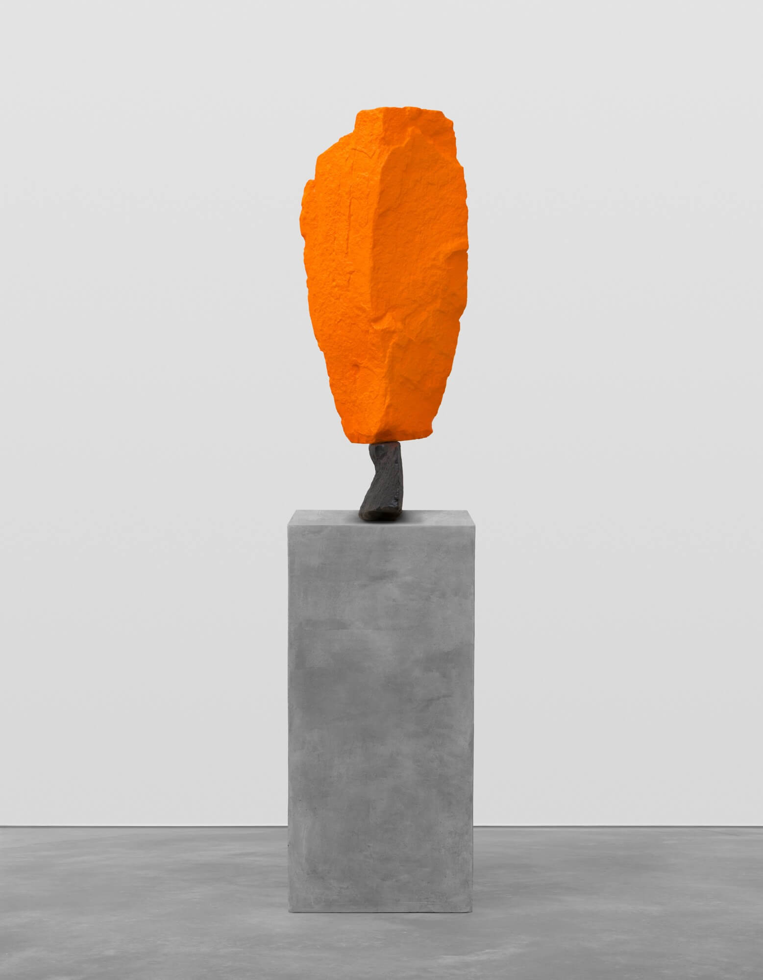 black orange mountain | UGO RONDINONE