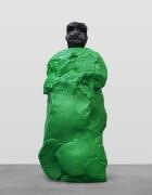 black green monk | UGO RONDINONE