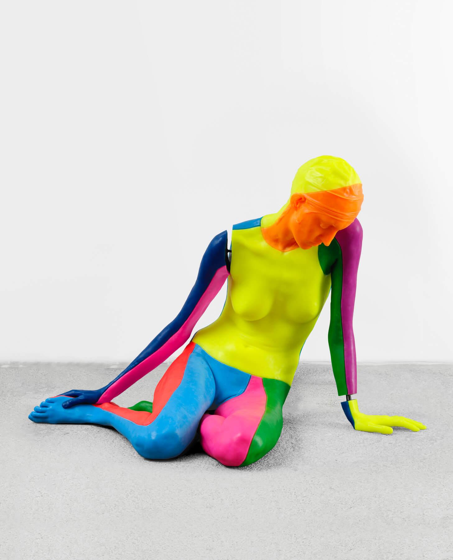 nude (xxxxxxxxxxxxx) (rainbow)   UGO RONDINONE