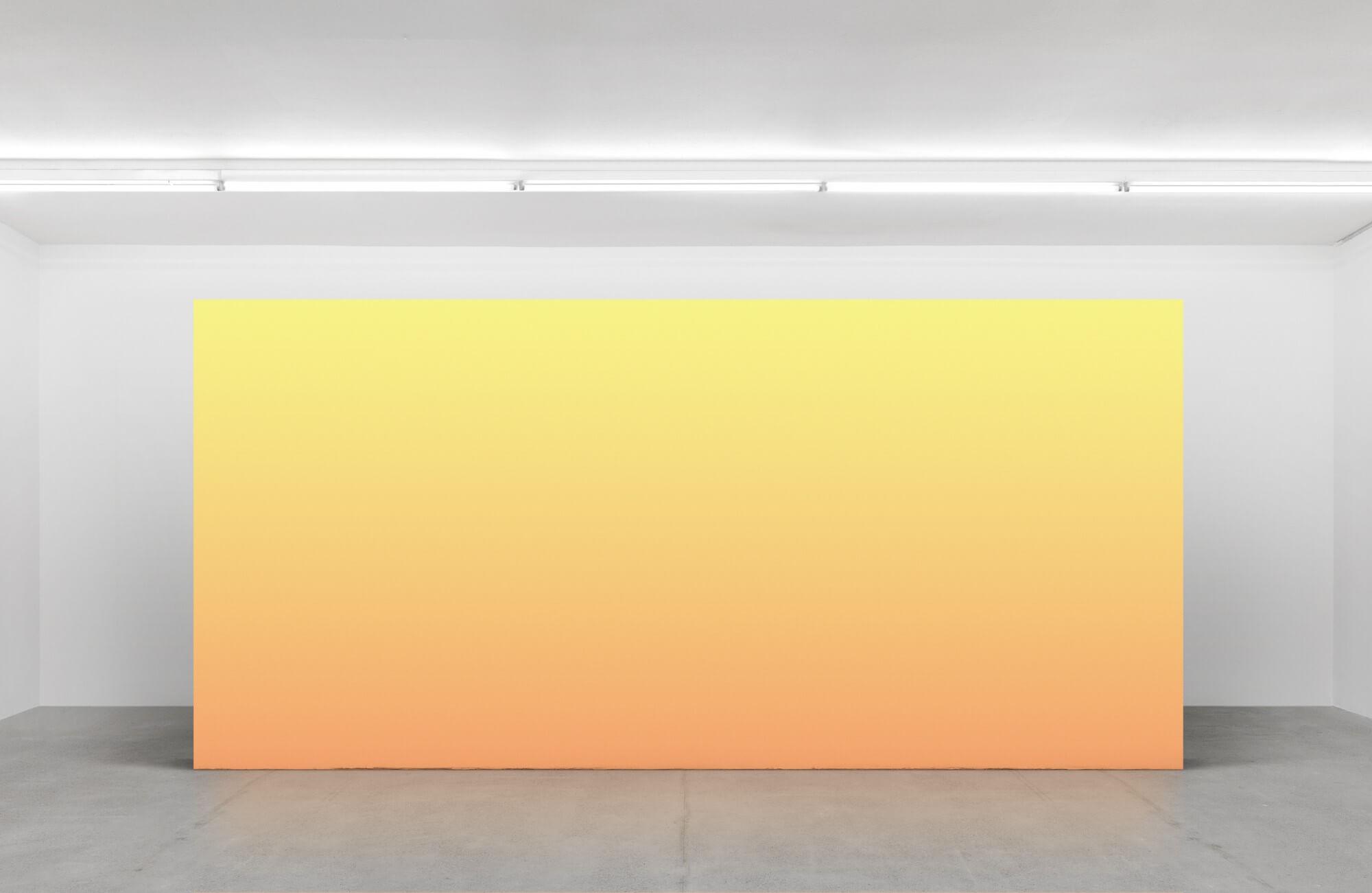 sunrisesunset IV | UGO RONDINONE