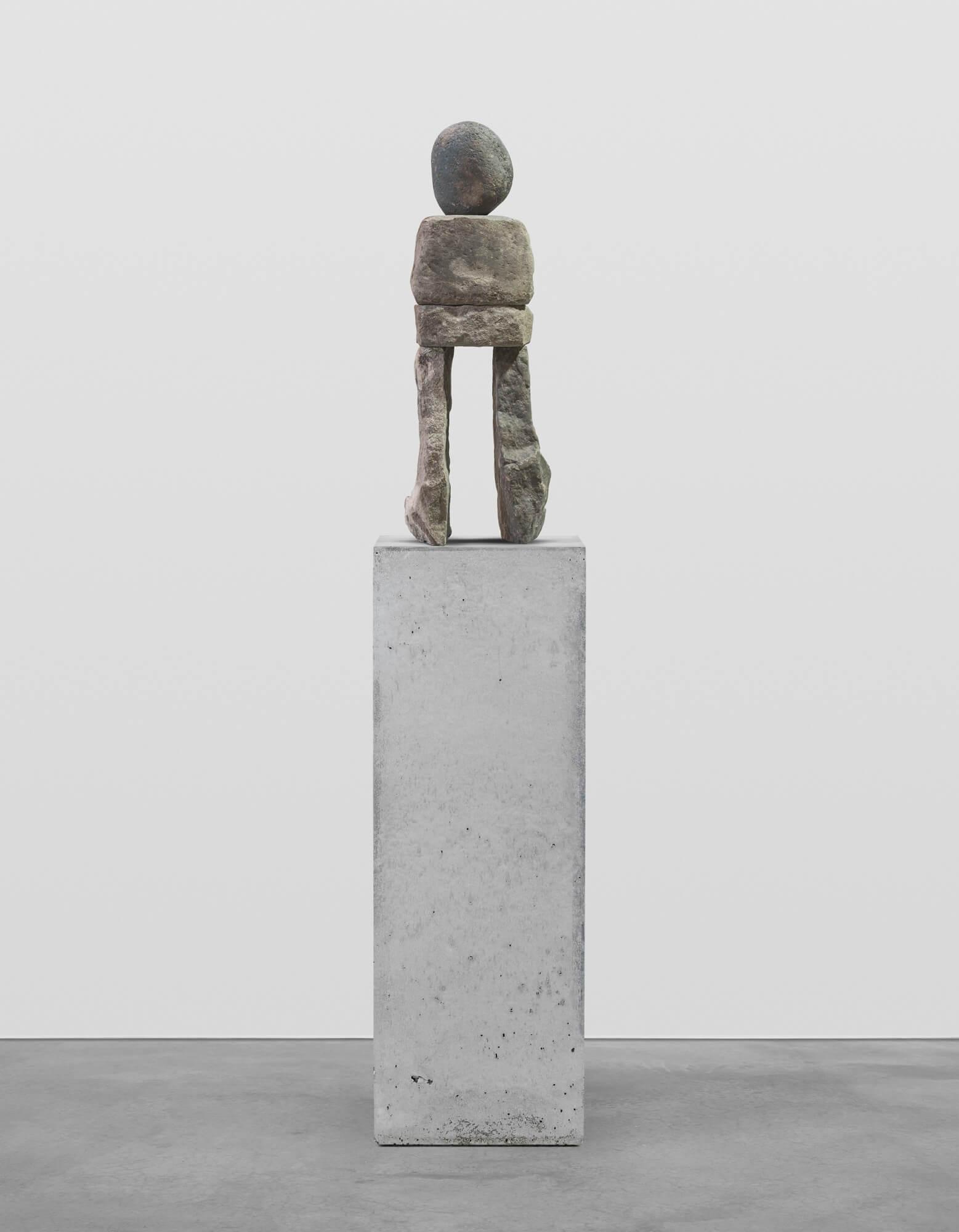 the contemplative | UGO RONDINONE